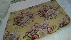 RALPH LAUREN SOPHIE BROOKE  FLORAL QUEEN FITTED SHEET 100% Cotton #RalphLauren #Cottage