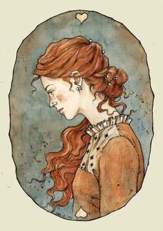 Sansa Stark (© ~liga-marta, Caramel)