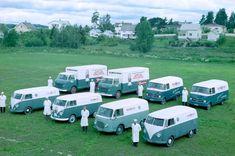 Volkswagen Bus, Camper Van, Porsche, T1 T2, Album, Milk, Vans, Room, Autos