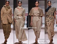 Leopard print, what's not to love? WIFW A:W 2014- Abraham & Thakore-2