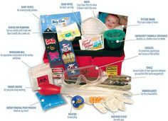 daddy diaper changing toolbox diagram