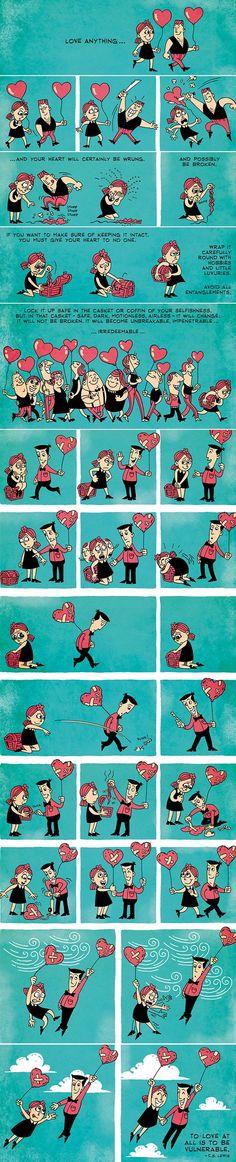 #Comic about #love http://www.kafepauza.mk/zanimlivosti/za-da-mozhesh-da-sakash/