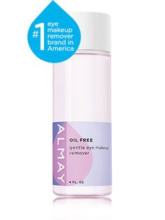 Oil Free Gentle Eye Makeup Remover