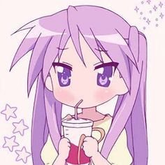 All Anime, Anime Love, Anime Stuff, Anime Girls, Kawaii Girl, Kawaii Anime, Konata Izumi, Saitama, Lucky Star