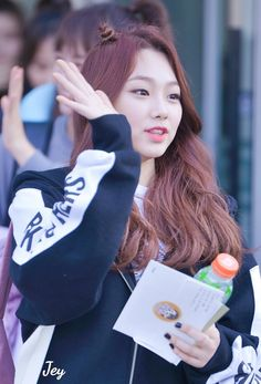 Kang Mina ~ Gugudan ~ IOI
