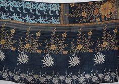 VINTAGE INDIAN COTTON KANTHA QUILT BEDSPREAD GUDARI BLANKET THROW RALLI GU12 | eBay