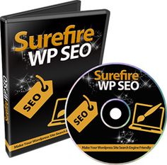 Surefire WP SEO (8 Videos) http://www.plrsifu.com/surefire-wp-seo/ Audio & Video, Resell Rights, Video #Seo, #Wordpress Finally, Discover How to Rank Your WordPress Site Consistently On Google and Other Search Engines...Starting Today! This 8-part video course is designed to show exactly how you can ensure your site stays in Google's top 10 results.  Sales PageVideo