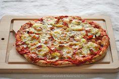 Pizza de espelta provenzal