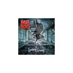 Mr Big - Defying Gravity (Vinyl)