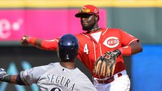 Brandon Phillips says it's a 'slap in the face' Reds gave away his number - Sporting News