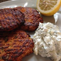 ... mayo http://everydaypaleo.com/salmon-cakes-with-homemade-ginger-mayo