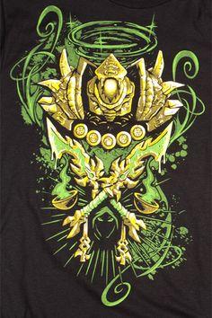 Warcraft Rogue Legendary