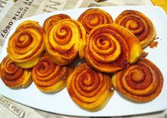 Édes paprikás csiga | Máté Tünde receptje - Cookpad receptek Muffin, Breakfast, Food, Morning Coffee, Essen, Muffins, Meals, Cupcakes, Yemek