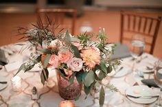Fancy Organic Chic Wedding at Phipps from Jody Mader Photography featured on Burgh Brides
