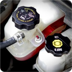 Fall car maintenance tip: Check your radiator coolant when your car has been idle for awhile (never when the car is hot)