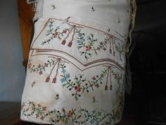 Gilet 18ÈME Siècle 18th Century Waistcoat | eBay