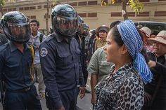 Here's What You Need to Know About Cambodia's Violent Garment Industry Protests - theFashionSpot http://www.thefashionspot.com/buzz-news/latest-news/361165-heres-what-you-need-to-know-about-cambodias-garment-industry-protests/