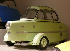 ★ Gentle Green ★ Inter Cabin Scooter vl green 1955 https://www.facebook.com/malle.taar/posts/10203956399410496?pnref=story