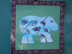 The Elementary Art Room!: Egyptian Animals
