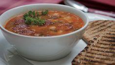 Maďarská fazolová polévka jókai(Foto: Jan Bartoš)
