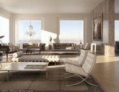 Breathtaking 95 Million Penthouse