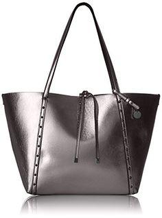 X Armani Exchange Metallic Medium Tote. New Deals USA · Women´s Bags 9e6782c70d58f
