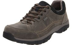 Product Review: Clark's Quantock Run GTX Shoes (Men's) (SmarterTravel e 04.24.13)