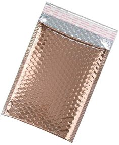 ABC 25 Pack Rose Gold Bubble mailers x Metallic padded envelopes 6 x Light pink cushion envelopes. Peal and Seal. Self-adhesive shipping bags for mailing, packing. Ecommerce Packaging, Waterproof Cushions, Pink Cushions, Sell On Etsy, Adhesive, Bubbles, Card Holder, Packing, Rose Gold