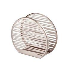Umbra® Sketch Napkin Holder in Nickel - BedBathandBeyond.com