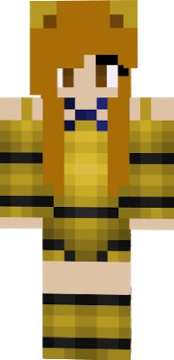 FNAF Foxy Minecraft Skin RILEY Pinterest Minecraft Skins And - Skin para minecraft pe de freddy