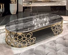 Longhi Manfred Table