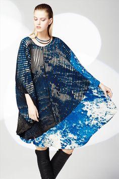 Issey Miyake Pre-Fall 2016 Fashion Show