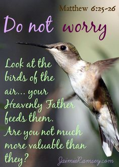 worry (and how to kick it out the door) {JaimieRamsey.com}