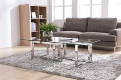 Octavia Rectangular Coffee Table Living Room In 2019 Coffee