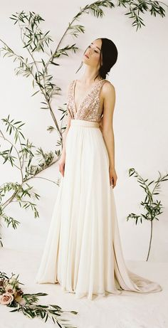 Truvelle 2015 Bridal Collection and Lookbook - Belle The Magazine