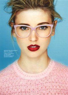 Alexandra Tretter by Felix Kruger for Cover Magazine.