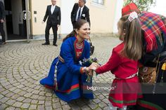 30 August 2017 - Princess Victoria attends opening of the Sami Parliament