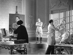 Le Dictateur : un chef-d'œuvre salutaire toujours d'actualité (en Blu-ray et DVD) Paulette Goddard, Dwight Eisenhower, Charles Spencer Chaplin, Partition, Chef D Oeuvre, Blu Ray, Le Chef, Charlie Chaplin, Les Oeuvres