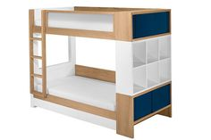 Nurseryworks' Duet Bunk Bed