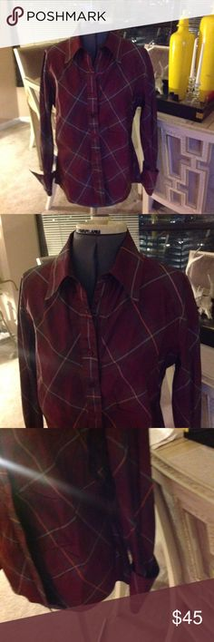 Vintage valentino silk button down Silk button down. Cuffed sleeves.  Valentino boutique. Valentino Tops Button Down Shirts