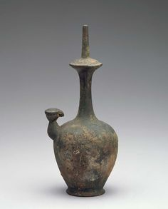 Kundika Korean, Goryeo dynasty, 12th century Bronze, H  20.8 cm MFA, 34.158