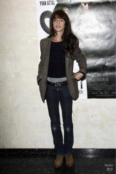 Girls with Style: Charlotte Gainsbourg
