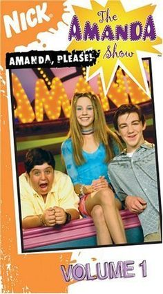 The Amanda Show (1999) i went out and bought this:)