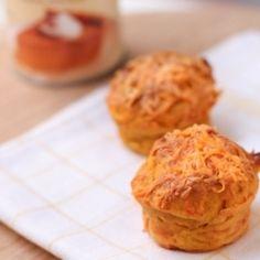 Pumpkin cheese muffins recipe