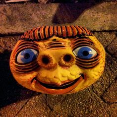 E.T. #halloween #mask. Photo by cleoparda