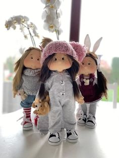 Xmas Crafts, Crafts For Kids, My Little Pony Dolls, Dolls House Shop, Baby Goats, Creative Play, Waldorf Dolls, Paper Dolls, Art Dolls