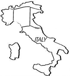 italy coloring pages for kids   Italy Flag coloring page   Italy/Ancient Rome for Kids ...