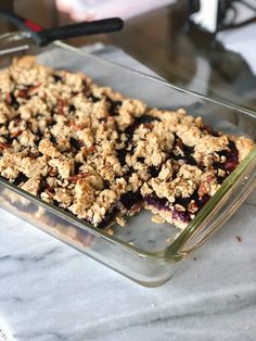 What do you get when you combine a perfect crust, homemade blueberry jam and a delicious crumble. These Blueberry Crumble Bars! Blueberry Crumble Bars, Blueberry Jam, Blueberry Recipes, Fruit Recipes, Summer Recipes, Fall Recipes, Healthy Recipes, Crumble Recipe, Nut Butter