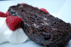 Super Simple #GlutenFree Chocolate Cake