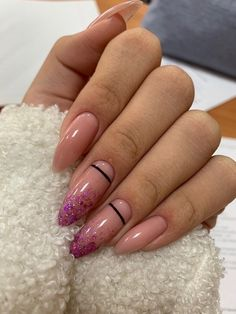Want to know how to do gel nails at home? Learn the fundamentals with our DIY tutorial that will guide you step by step to professional salon quality nails. Fancy Nails, Pink Nails, Pretty Nails, Zebra Nails, 3d Nails, Almond Acrylic Nails, Best Acrylic Nails, Almond Nails, Dope Nails